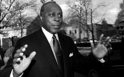 The passing of iconic Civil Rights Leader Vernon Jordan