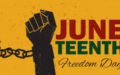 PRESIDENT BIDEN DECLARES JUNETEENTH A FEDERALLY RECOGNIZED HOLIDAY